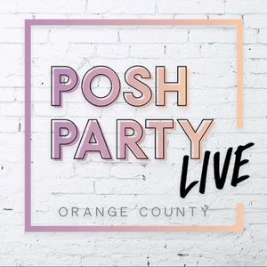 🎉POSH PARTY LIVE🎉I WiLL BE DOING A ROUND TABLE